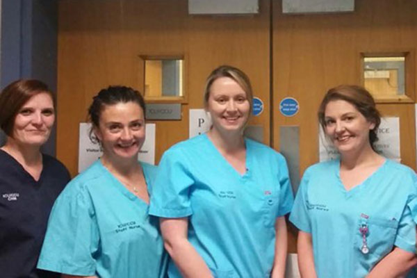 Critical Care Outreach Team launched in Portiuncula University Hospital