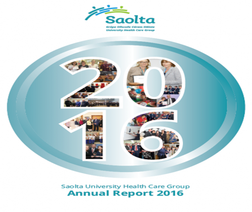 Saolta University Health Care Group Annual Report 2016