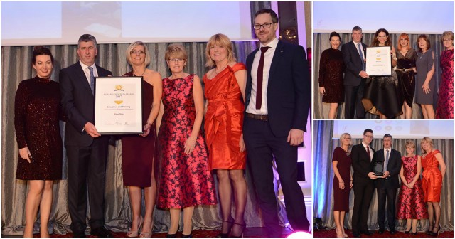 SUH win at Saolta University Health Care Group Staff Recognition Awards