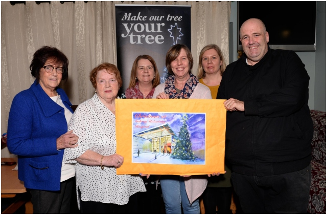 Children's Remembrance Day Committee launch 'sponsor a Christmas Tree Light'
