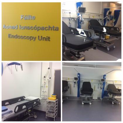 New Endoscopy Unit at Roscommon University Hospital opens today