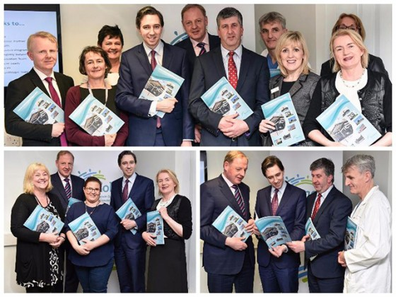 Launch of Saolta University Health Care Group Cancer Centre Annual Report 2015