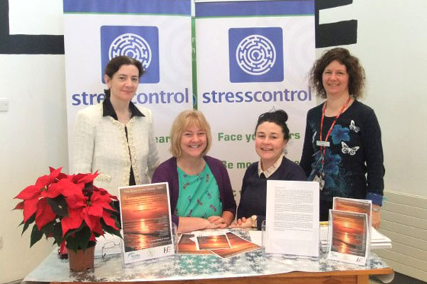 Launch of Stress Control Programme