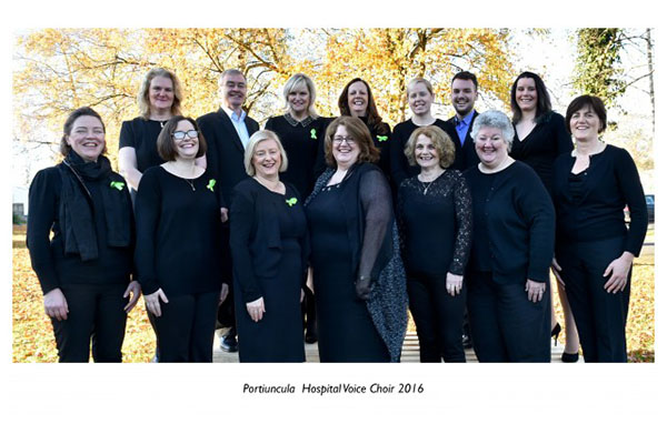 Portiuncula University Hospital Voice Choir
