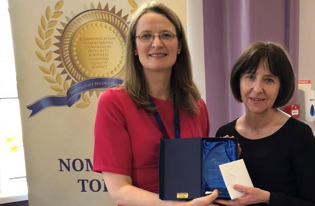 Roscommon University Hospital Employee Excellence Awards