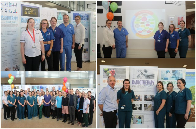 Health and Social Care Professionals Day at UHG