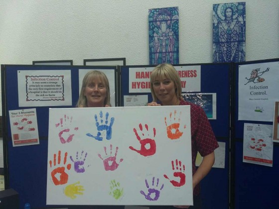 Mayo University Hospital Hand Hygiene Awareness Day