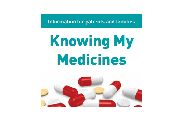 Knowing My Medicines