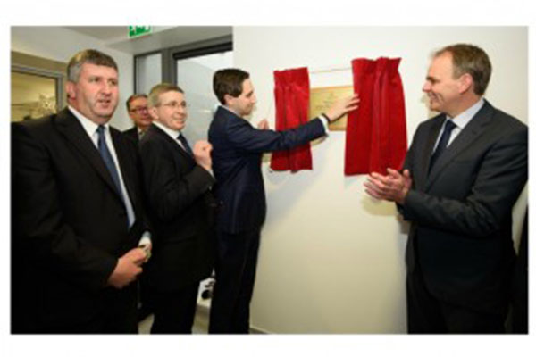 Minister opens new developments at Letterkenny University Hospital