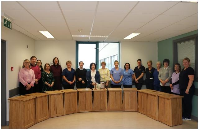 New Multifaith Lockers for University Hospital Galway