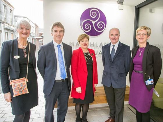 Official Opening of Sligo Regional Hospital Mortuary