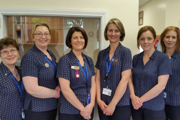 Nurse-Led Oncology Unit Portiuncula University Hospital