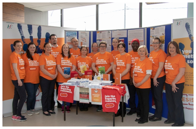 Portiuncula University Hospital one of three hospitals nationally to participate in new hand hygiene awareness programme