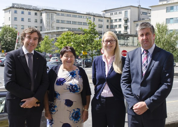 Cancer Care West supports new hospital based Psycho-oncology Service at University Hospital Galway