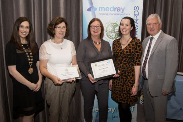 Portiuncula University Hospital awarded Radiology Department of the year