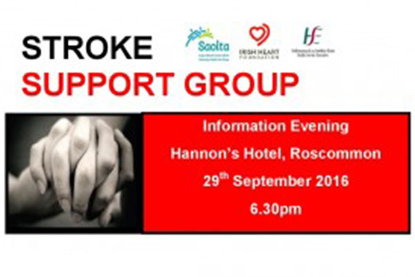 Stroke Support Group Information Evening
