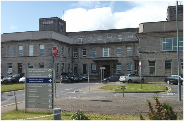 Visiting restrictions lifted at Roscommon University Hospital