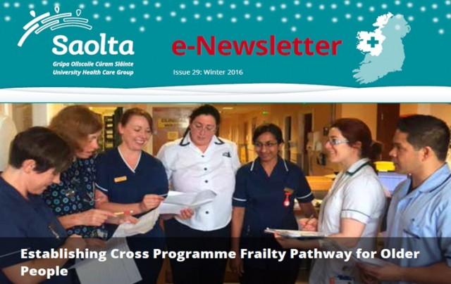 Saolta e-Newsletter issue 29