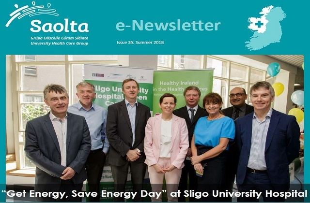 Saolta e-Newsletter Issue 35 Summer 2018