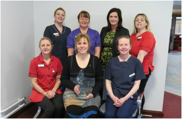 Sligo University Hospital Midwifery Project wins Irish Healthcare Award