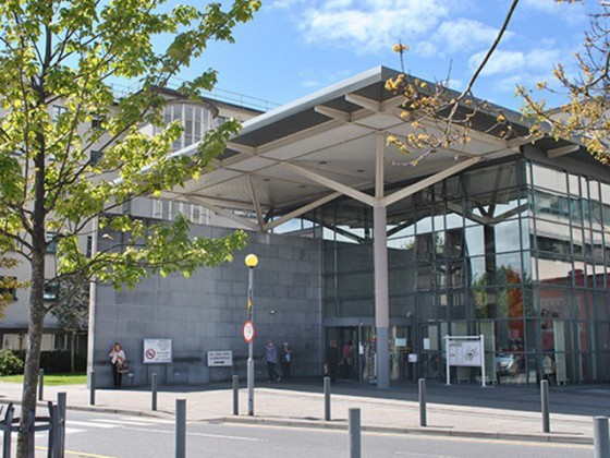 Update on visiting restrictions University Hospital Galway
