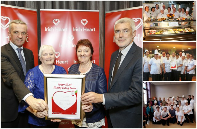 Happy Heart Award for the Heart of the Hospital