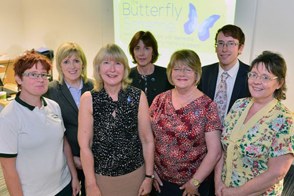 Galway University Hospitals launch first ever Dementia Awareness Programme in the Republic of Ireland