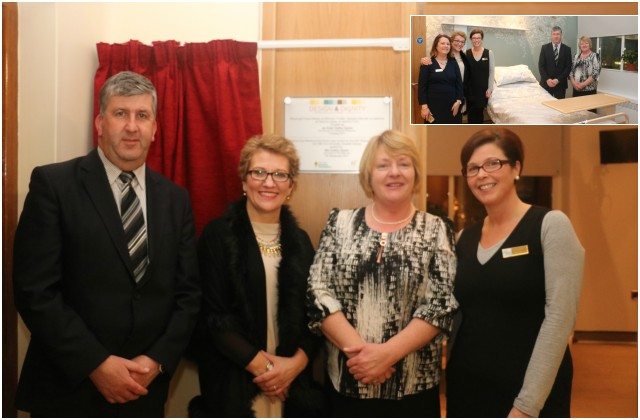 New Bereavement Room 'Seomra Ciúin' opened at University Hospital Galway