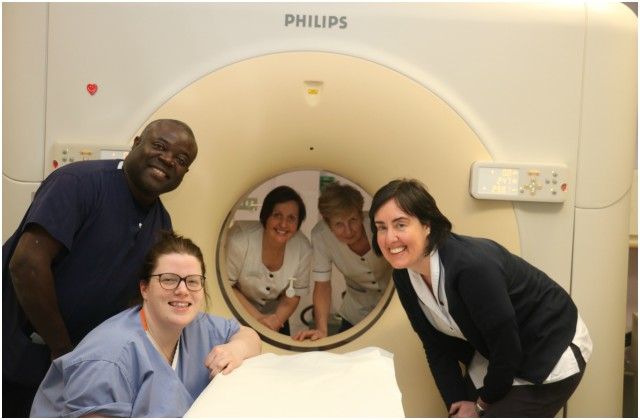 RUH Radiology Department need your vote for 2018 MEDRAY Award
