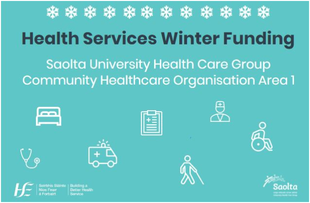 Additional Winter Funding for Health Services for the Saolta Group and Community Healthcare Area 1