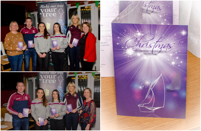 University Hospital Galway Launch 'Sponsor A Christmas Tree Light'