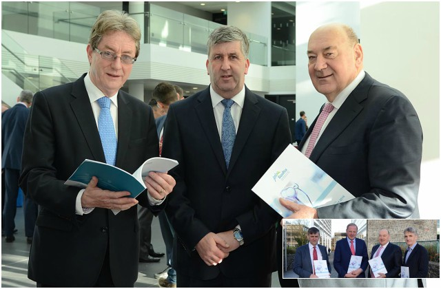 Minister for Health launches Saolta University Health Care Group fifth Cancer Centre Annual Report