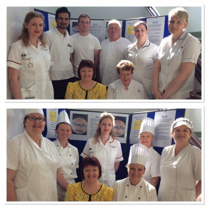 RUH catering department awarded Hear Me! registered certification