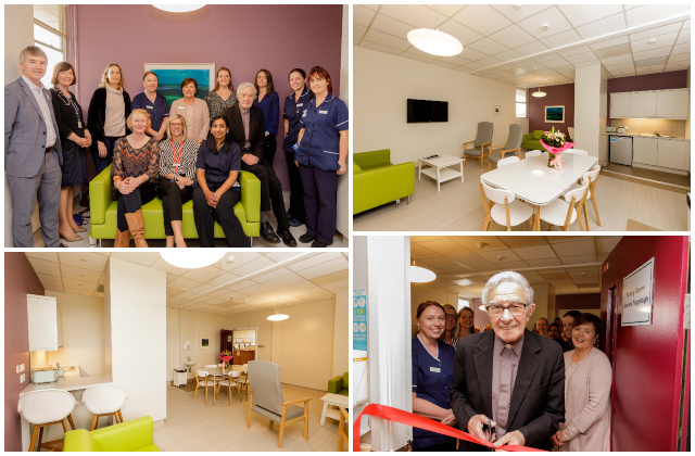 New Family Room 'Seomra Teaghlaigh' officially opened at Sligo University Hospital