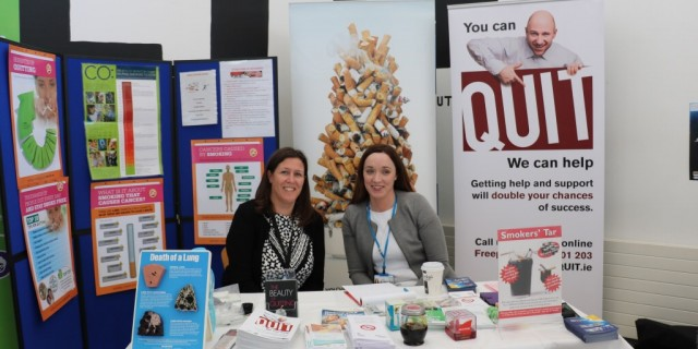 World No Tobacco Day at UHG