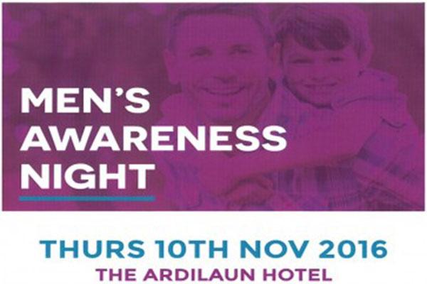 Cairde Othair na Gaillimhe Men's Awareness Night