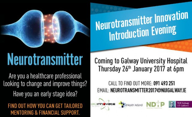 Neurotransmitter Innovation Evening