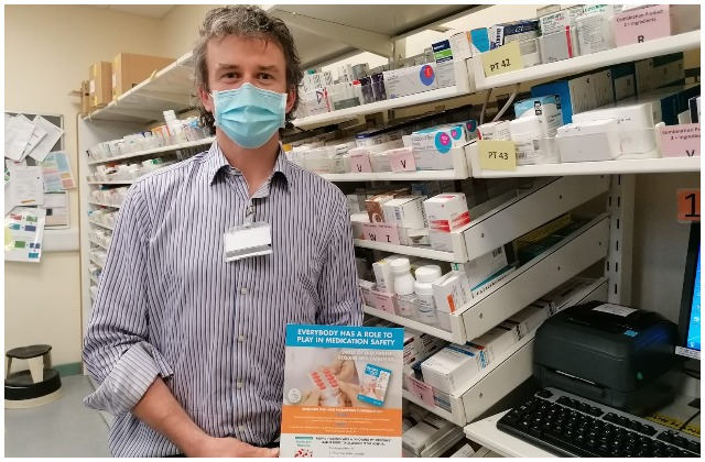 Mayo University Hospital's Pharmacy Team advise 'Know, Check, Ask'