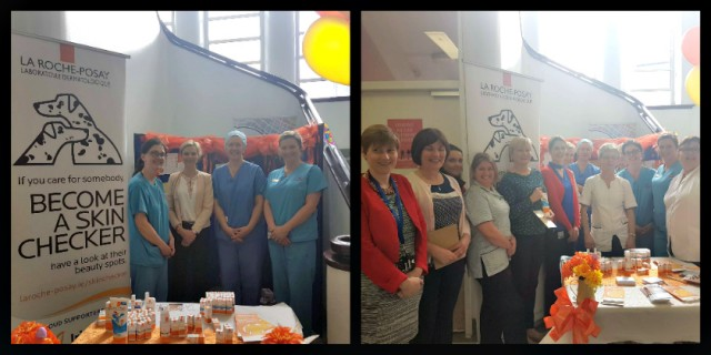 Roscommon University Hospital Safe Sun and Skin Awareness Campaign