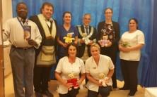 """Teddies for Loving Care"" donation to Roscommon University Hospital"