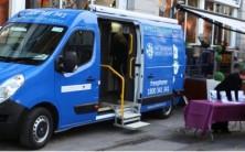 Alzheimer Society of Ireland Mobile Information Service visits University Hospital Galway