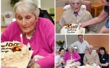 Centenarian celebrations at University Hospital Galway