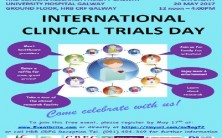 Celebrate International Clinical Trials Day on Saturday 20th May