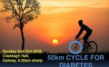 Cycle for Diabetes - Sunday 02 October