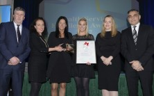 University Hospital Galway team wins HSE Excellence Award