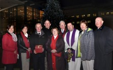 University Hospital Galway lights up for Christmas