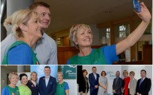 Launch of flu vaccine campaign for healthcare staff