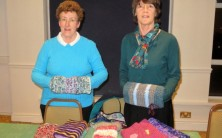 Renmore ICA 'Twiddle Muffs' Project supports Butterfly Scheme in Galway University Hospitals