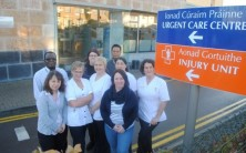 New name and logo for Injuries Unit at Roscommon University Hospital
