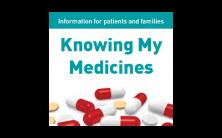 Knowing My Medicines